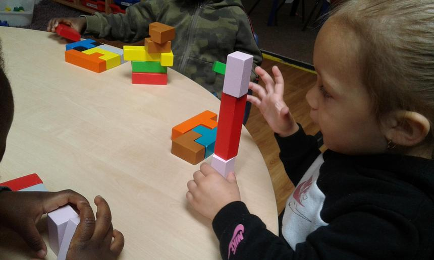 Building towers, and pattens