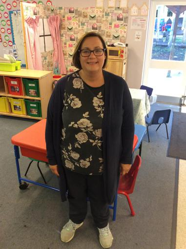 Mrs Wynn- EYFS Class TA
