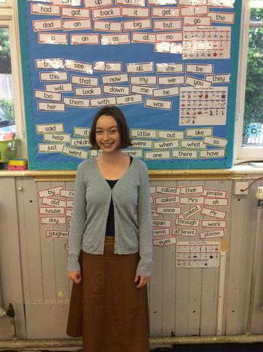 Miss Corr - Year 2 Class Teacher