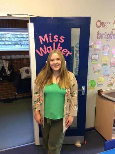 Miss Walker - Year 1 Class Teacher