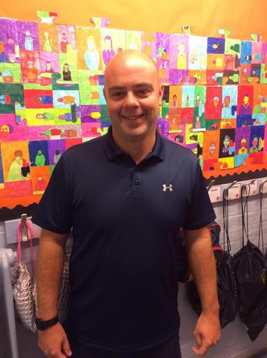 Mr Byrne - PE Leader
