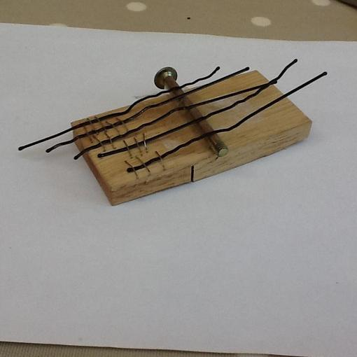 The 'Kalimba' by Tristan
