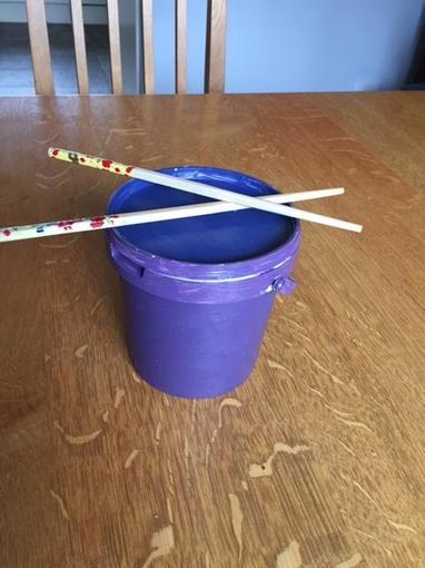 A great drum Sofia!