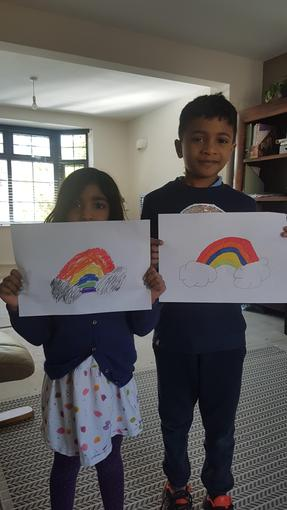 Some superbly positive signs sent out by siblings!