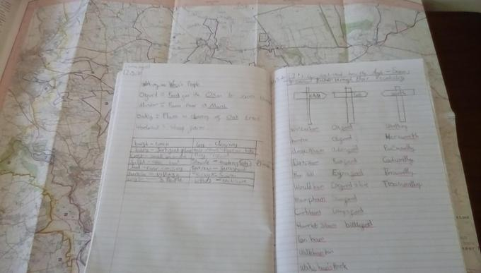 We have great map reading skills!