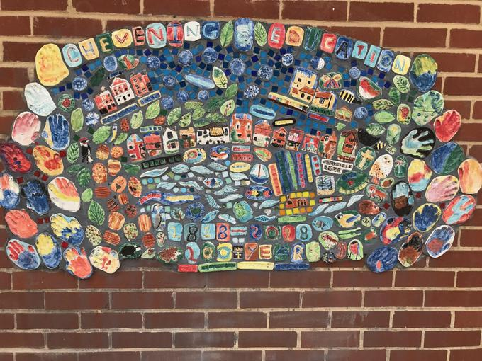 2019 Mosaic to commemorate 200 years