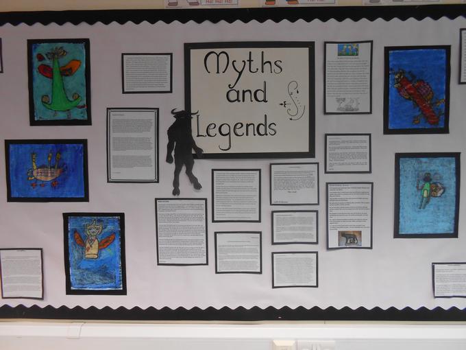 Our own Greek myths