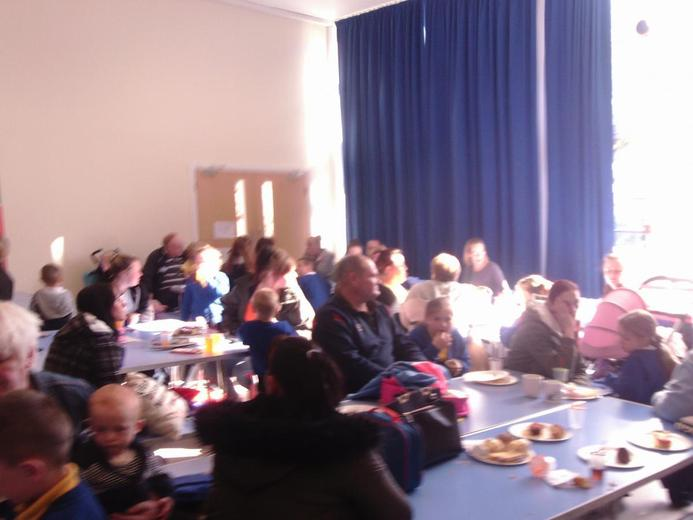 Our MacMillan Coffee Morning raised lots of money for a fantastic charity.