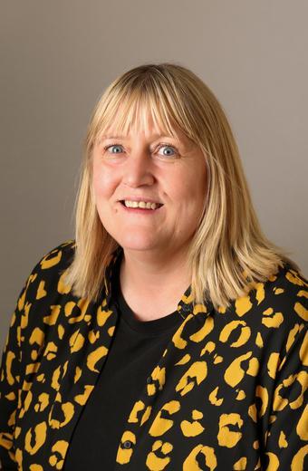 Mrs C Richardson - Year 6 HLTA