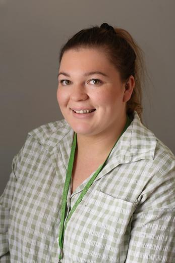 Miss C Heslop - Year 2 Teaching Assisatnt