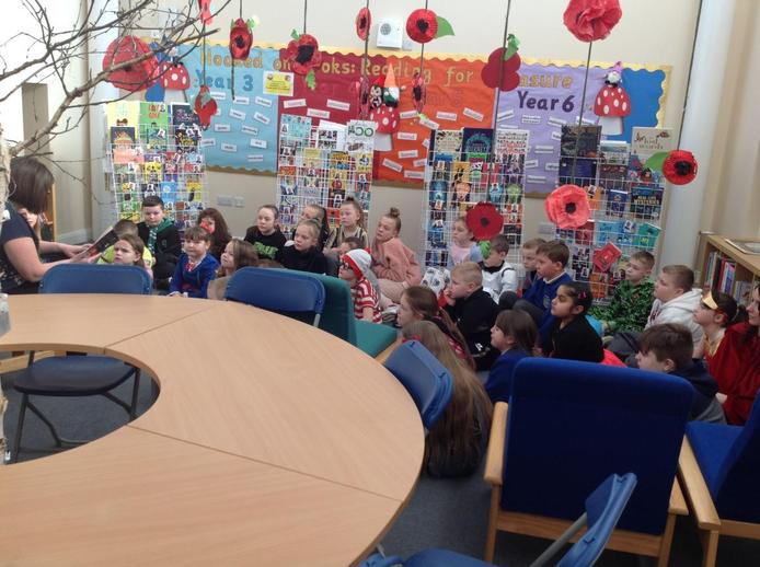 World Book Day 2020 - Whole School Reading Workshops
