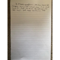 Harry's BIG write page 2
