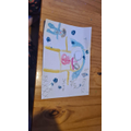 A painting for Reece by Jasmine