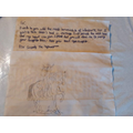 William's letter as the highwayman