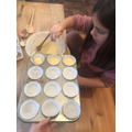 Making cakes with Cherry
