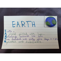 Harrison didn't stop at one planet poem and model