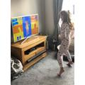 Great dancing Lottie!