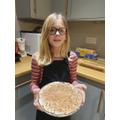 Yummy - banoffee pie!