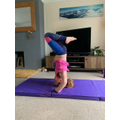 Great gymnastics Isla!