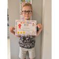 Great home schooling Jack!