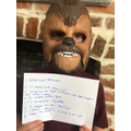 Johnny's Star Wars answers