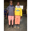 We have sponsored these children to go to school for a year!