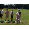 Reading 'I am a kite' poems