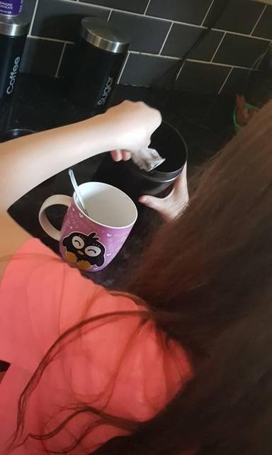 Taks a Tea bag