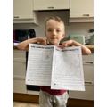 Super BIG write Dylan!