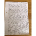 Milly V BIG write page 1