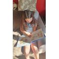 super reading Kyra!