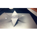 James' origami creation