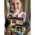 Great Harry Potter Lego building!