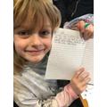 Nice writing Lottie!