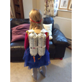 Great jet pack Lucy!