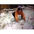 Great Snowman Harry!