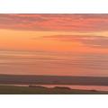 Sunset over the fleet by Marianna