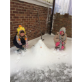 Great snowman Ellie!
