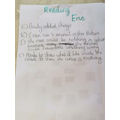 Sienna reading