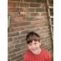 James' bird feeder