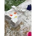 Freya's Snow Castle