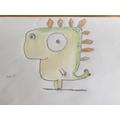 Max's super drawing