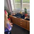 Marianna on a zoom call