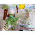 beau's tree frog