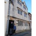 Millie found a Tudor house in Weymouth!