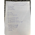 Lewis has written some super extra poems...