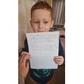 Lovely writing James!