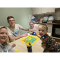 There's always time for a family board game!