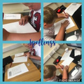 Busy learning our spellings