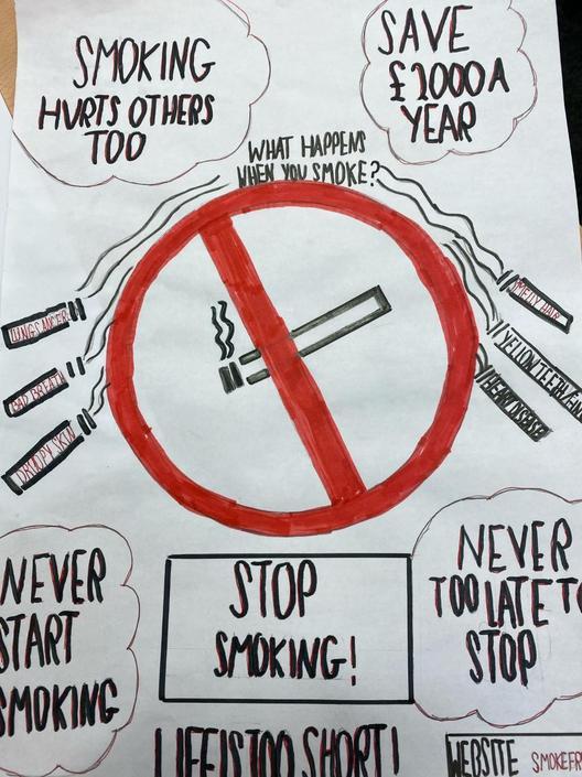 SF's Smoking Poster
